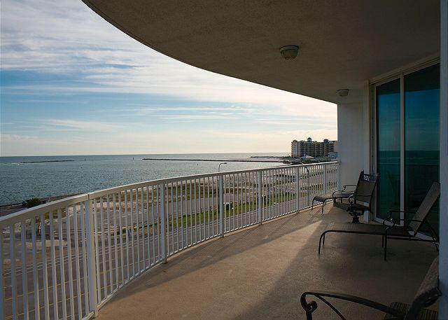 S West Balcony View - The Pass - Free Boat Slip Included - HURRY -  2017 Weeks Going Fast - Orange Beach - rentals