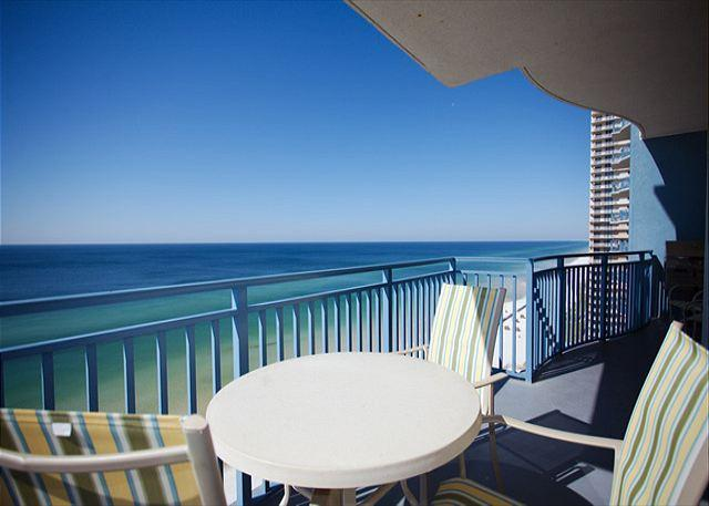 View from Balcony - Sterling Breeze ** August 2016 Openings ** Beach Chairs included - Panama City - rentals
