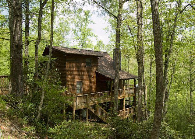 New River Cabin - Hot Tub - Wi-Fi - Fishing - Pool Table and More. - Image 1 - West Jefferson - rentals
