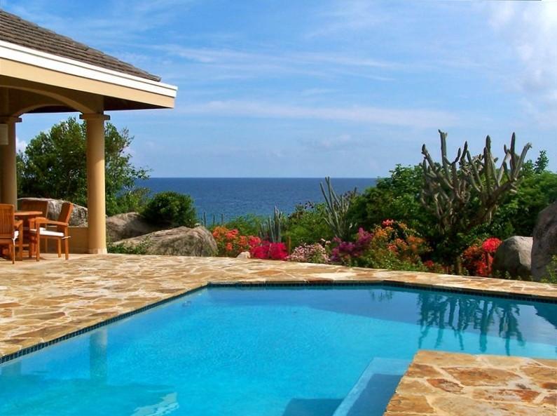 - Calypso Villa - Little Trunk Bay - rentals