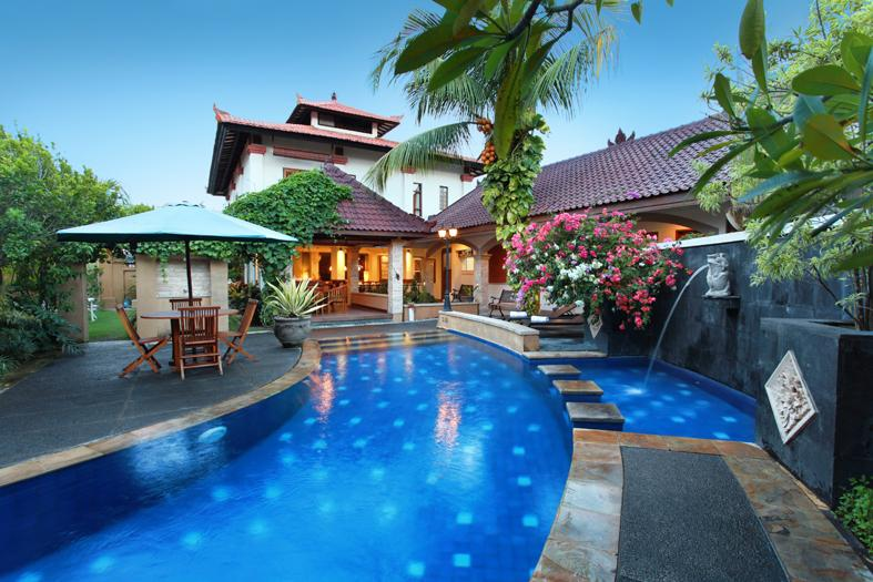 Spacios Evangeline Villa in Petitenget Seminyak Bali - Evangeline 5BR Petitenget - 800m Walk to Beach *FEB MARCH SPECIALS!* - Seminyak - rentals