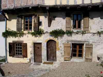 4/2 rue du fort Bellac - Hobbit's house Bellac - Bellac - rentals