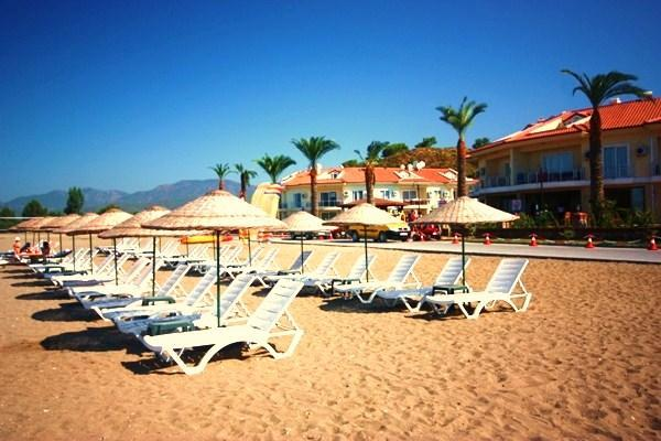 1 bed apartment on the beach - Image 1 - Fethiye - rentals