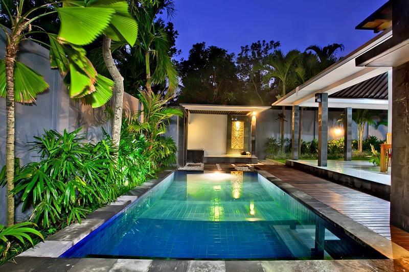 Private Pool - Kubu Pesisi Villas in Seminyak - Kuta - rentals