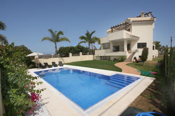 Villa Mark - Image 1 - Marbella - rentals