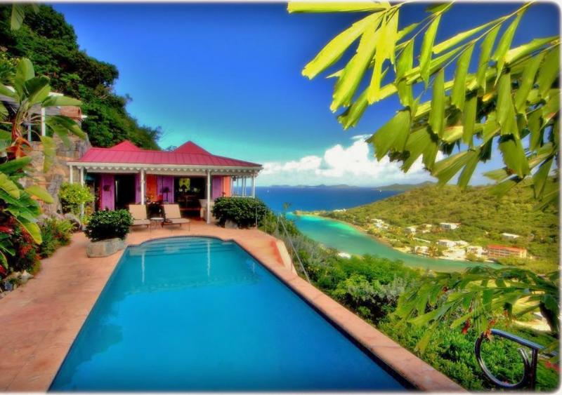 Just waiting for you - Limin'House Luxury 4 Bedroom Caribbean Villa - West End - rentals