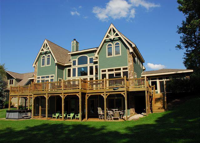 Exterior - Unforgettable - Swanton - rentals