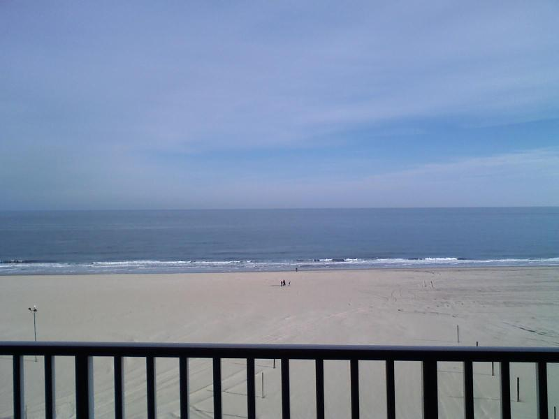 Direct Ocean View from balcony - Belmont Towers Direct Oceanfront/Boardwalk  Book now for 2015! - Ocean City - rentals