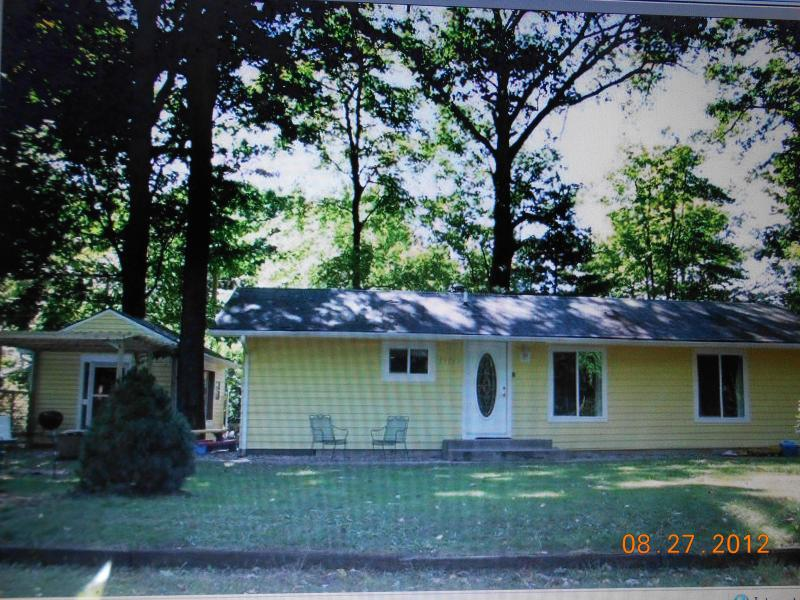 Charming cottage in the woods of the Lake Michigan Dunes south of South Haven, MI - Delightful Cottage in Lake Michigan Dunes! FABULOUS Outdoor Kitchen! Free WiFi - South Haven - rentals