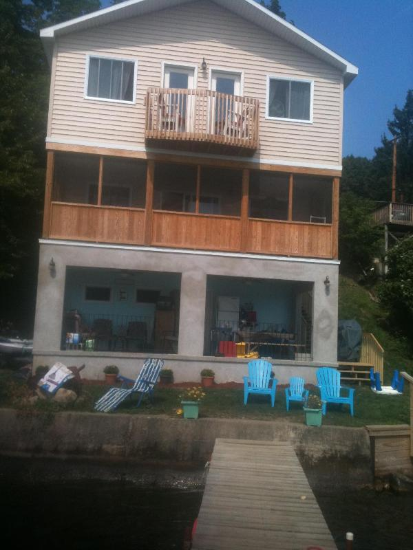 Lakeside Finger Lakes Wine Country Cottage - Image 1 - Penn Yan - rentals