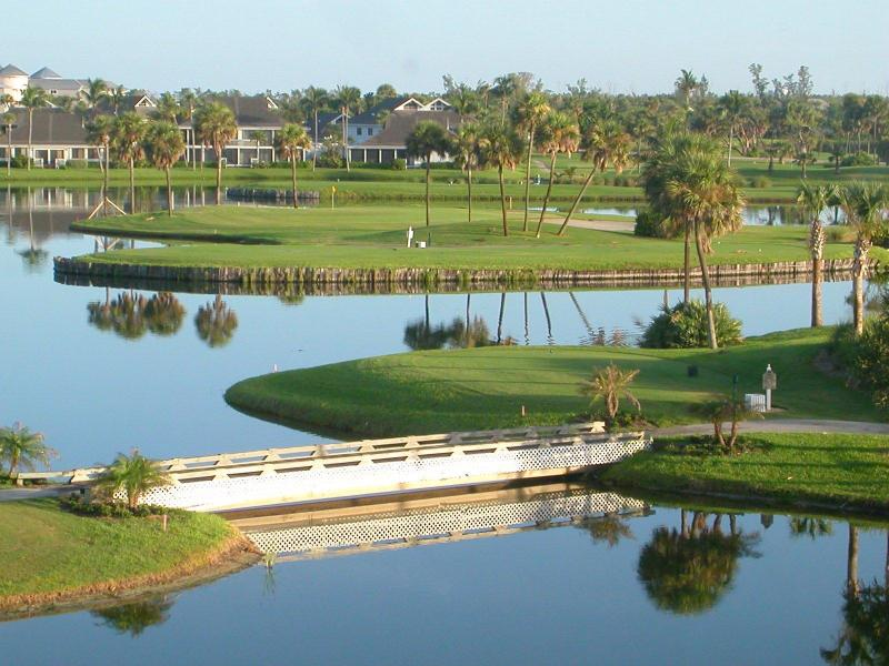 View from the Condo - Indian River Plantation - Stuart - rentals