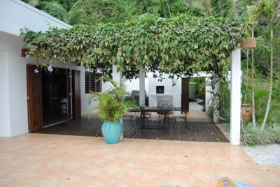 Outdoor dining - Number 4 Dream Cove - Port Vila - rentals