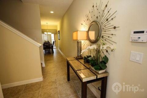 Welcoming entrance - 3085 Paradise Palms - Kissimmee - rentals