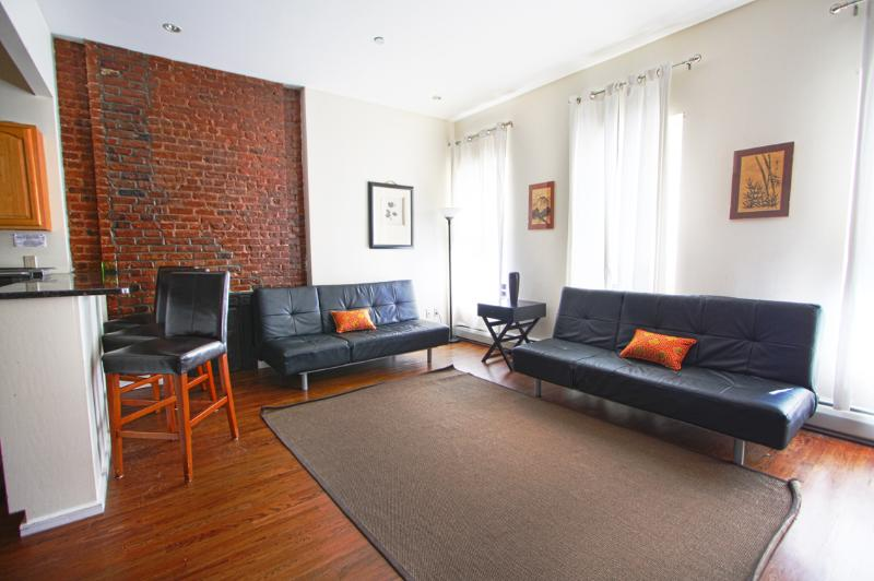Gorgeous 2 Bedroom Flat in NYC - PLUSH & SPACIOUS 2 BEDROOM FLAT IN NEW YORK CITY! (Manhattan) - New York City - rentals