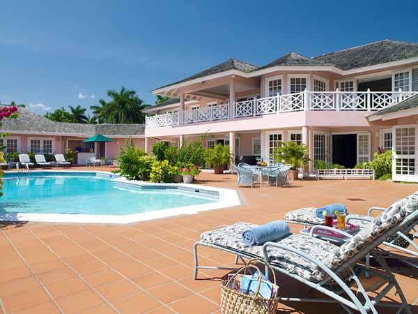 Villa Mara - Ocho Rios 7 Bedroom Beachfront - Image 1 - Ocho Rios - rentals