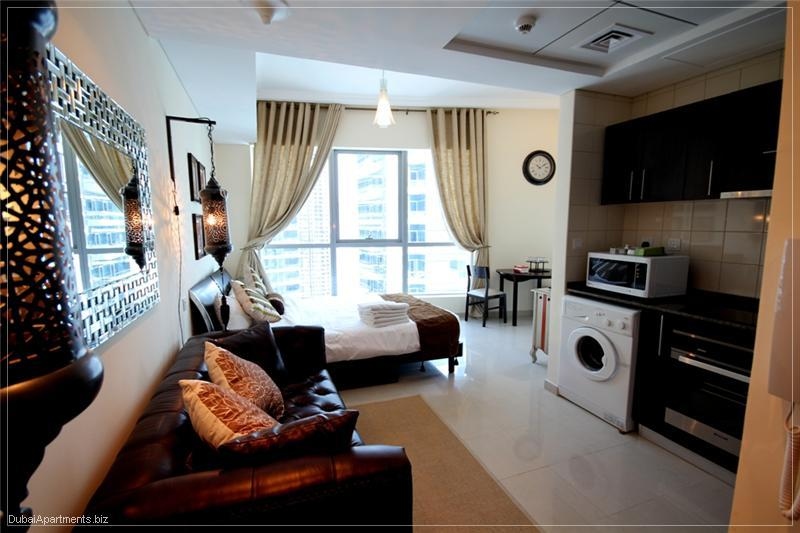 361-Furnished Studio In Dubai Marina - Image 1 - Dubai Marina - rentals