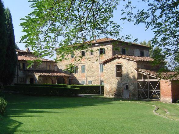 Antico Borgo La Torre Agriturismo - Rosa - Image 1 - Reggello - rentals