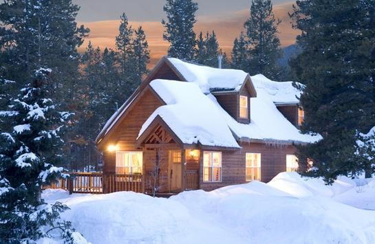 winter wonderland - CO Family Friendly Cabin, close to town, - Breckenridge - rentals