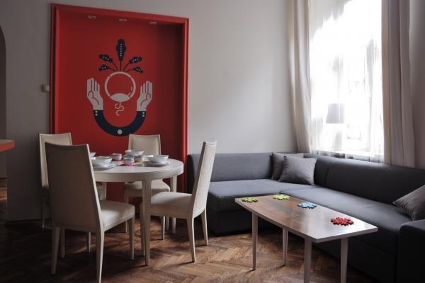 CR102bKR - Red Kurka B (Old Town/Kaziemierz) - Image 1 - Krakow - rentals