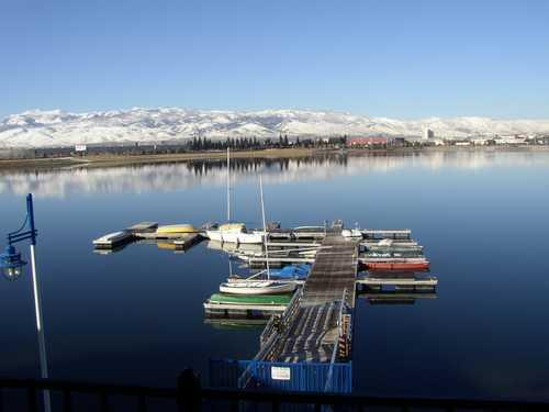 Winter Mountain & Semi Private Dock Views - Waterfront Treasure - Sparks - rentals