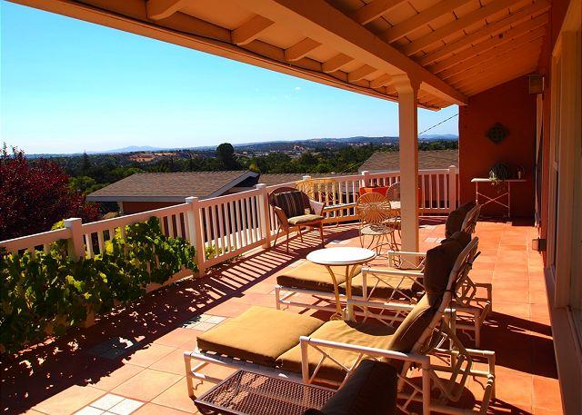 Treetop Lodge - Image 1 - Paso Robles - rentals