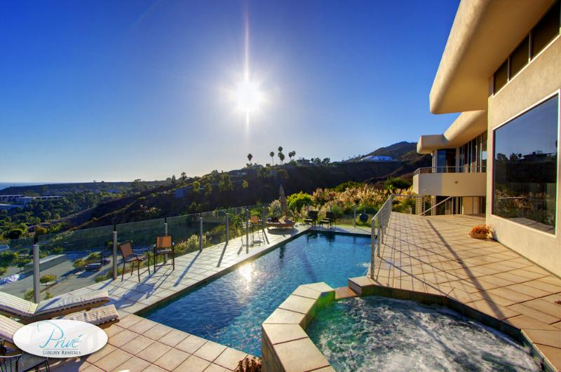 Modern Malibu Hills Estate - Image 1 - Malibu - rentals