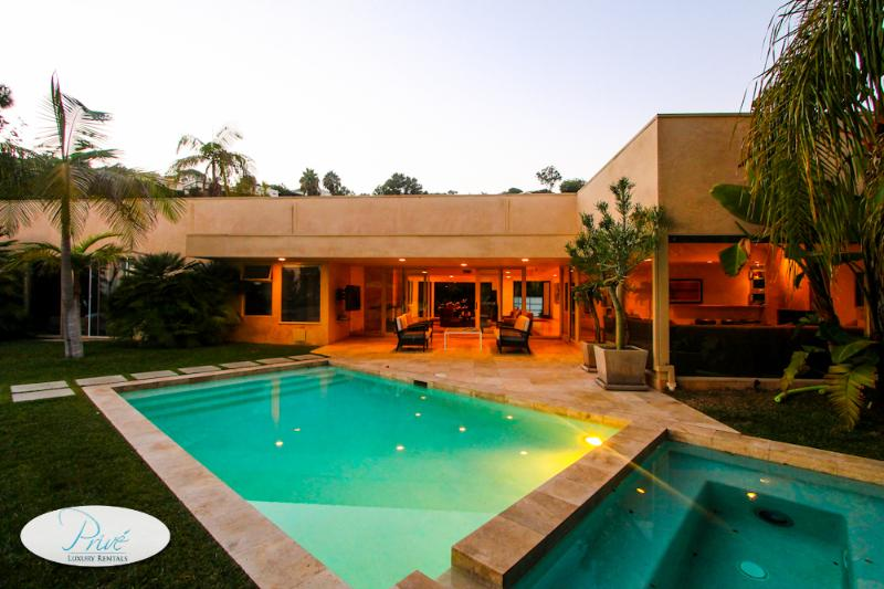 Modern Beverly Hills View Estate - Image 1 - Beverly Hills - rentals