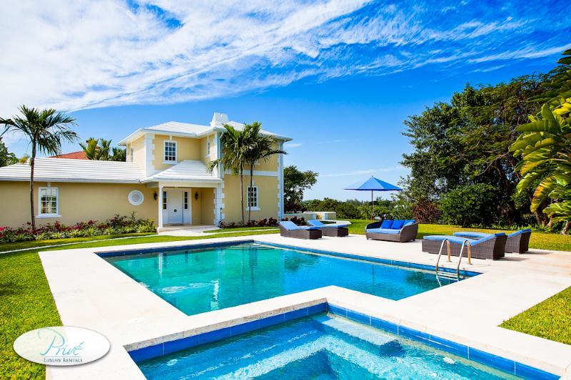 Lyford Cay Modern Island Estate - Image 1 - Nassau - rentals