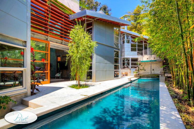 Modern Santa Monica Canyon Villa - Image 1 - Santa Monica - rentals