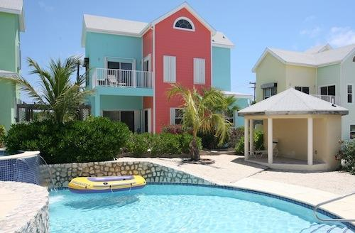 Five-Tier Swimming Pool and Whirlpool - Designer Villa, in Tranquil and Beautiful East End - Grand Cayman - rentals