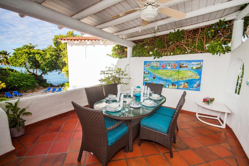 Merlin Bay - Hibiscus: Caribbean Style Dining - Merlin Bay - Hibiscus - Saint James - rentals