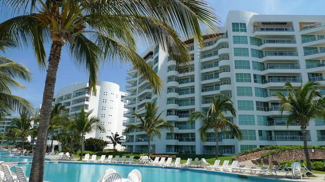 R&A Mayan Island condo & Grand Mayan Membership - Image 1 - Nuevo Vallarta - rentals
