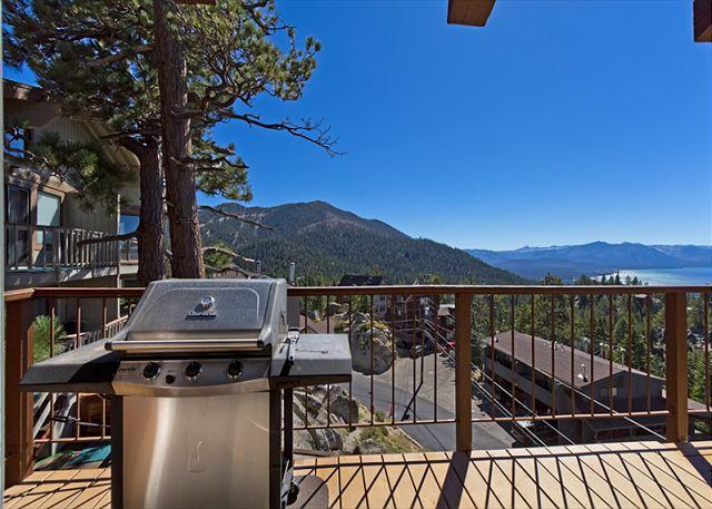 Bigler Ski Lodge with Lake Views (SL757A) - Image 1 - Stateline - rentals