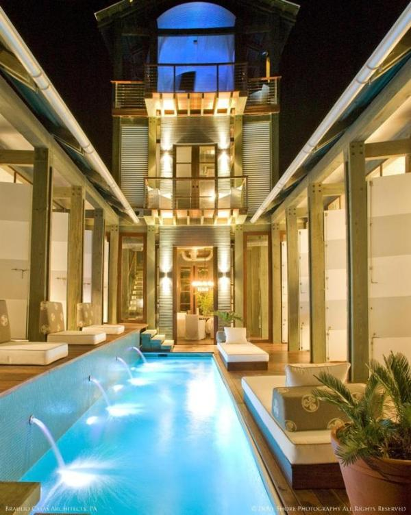 pool - Luxury Home with Private Pool.Seaside - Seaside - rentals