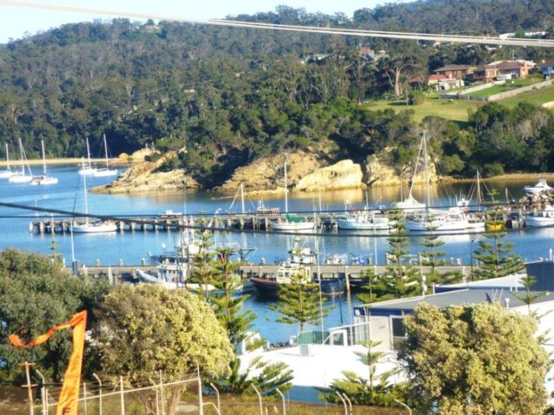 Views of Eden's Harbour from Snug Cove Villas - Image 1 - Eden - rentals