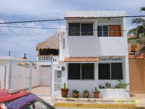 Cozy Oceanfront two Bedroom House-Casa Tranquila - Image 1 - Isla Mujeres - rentals