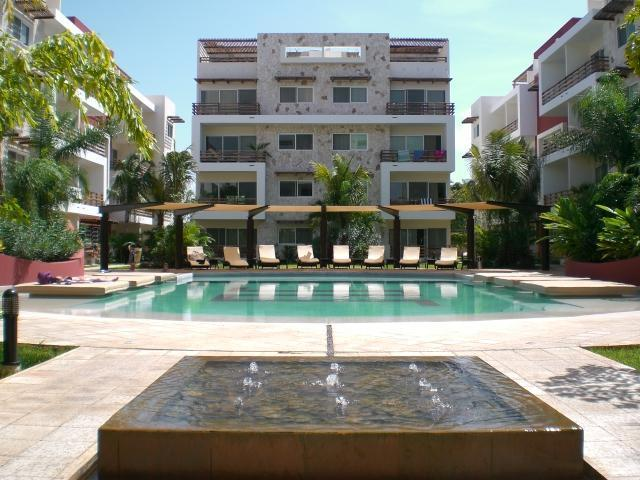 Pool view - Fall offer!!! Fun - Fabulous Boutique Condo! - Playa del Carmen - rentals