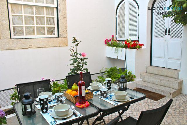 Private Terrace - Lemon Grass Apartment, Alfama, Lisbon - Lisbon - rentals