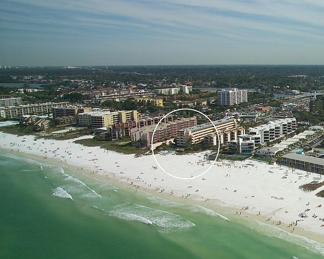 Sea Shell Condominium - On Crescent Beach, Siesta Key - Siesta Key @ Crescent Beach -2 BR-Beachfront Condo - Siesta Key - rentals