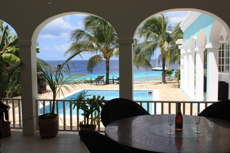 Oceanfront Villa:PrivatePool,Beach,Paradise Found! - Image 1 - Sabadeco - rentals