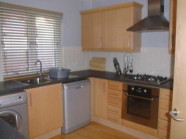 Modern Kitchen - 1 Kinnessburn Cottage, St Andrews, Fife - Saint Andrews - rentals