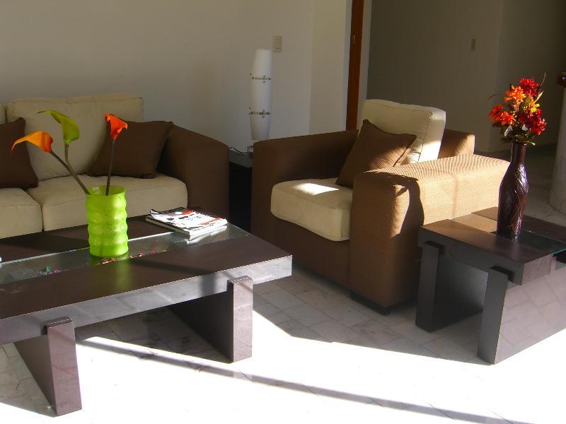 """Unit 3 living room - Luxury condos in the """"Heart of Guadalajara - Guadalajara - rentals"""