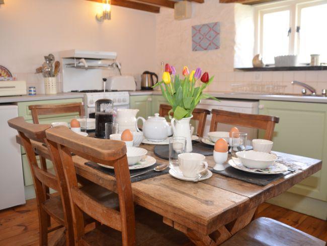 Open plan living area - VOLBR - Winsford - rentals