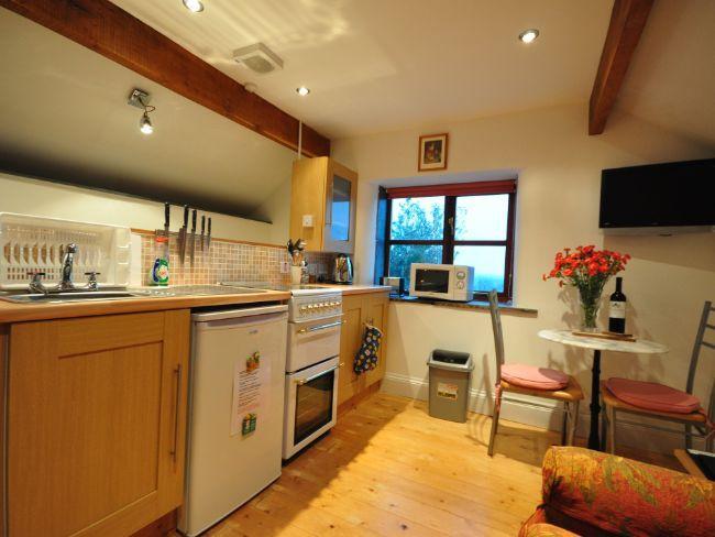 Lounge / dining / kitchen area - WHICO - Yelverton - rentals