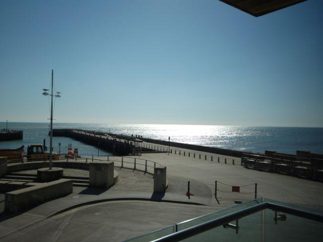 View from the balcony - PEBBA - West Bay - rentals