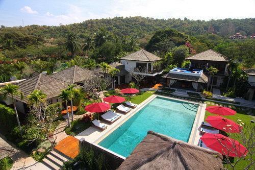 Villa Tamerine Private Retreat - Image 1 - Pattaya - rentals