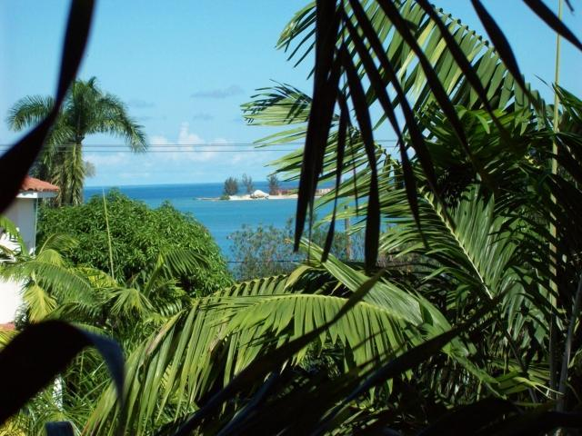 Sterling Manor - Your Jamaican Home Away From Home - Ocean view 2 BR, 2 1/2 Bath inc. staff - Montego Bay - rentals