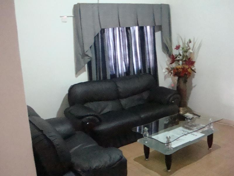 Sitting Area - T.N. Hospitality Self Catering Budget Apt-Upstairs - Accra - rentals