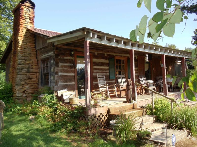 Blythe Owens Cabin - Historic Home In the Pisgah National Forest - Tuckasegee - rentals