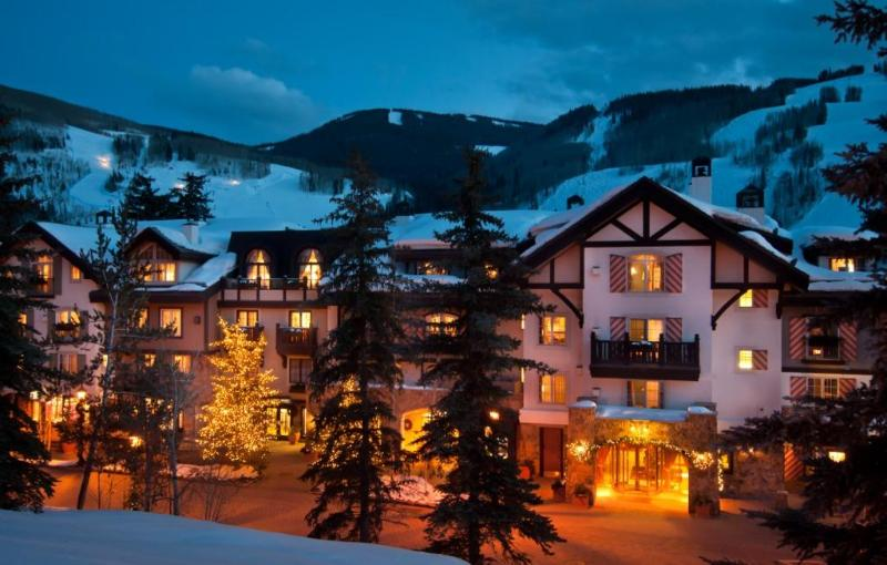 Austria Haus in Winter - Austria Haus Club Condo Rentals | Vail Colorado - Vail - rentals
